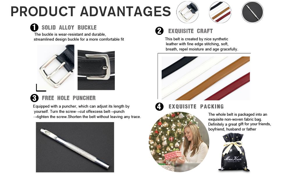 Advantages of ladies belt