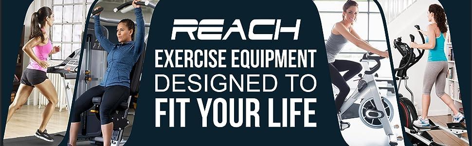 Reach - Exercise Fitness Equipment