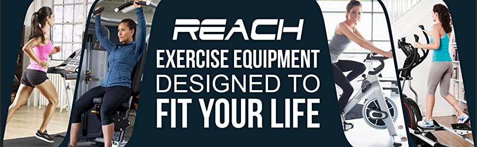 Reach - Exercise Fitness Gym Equipments