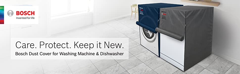 bosch original dust cover protection against sunlight scratches water-repellent grey blue