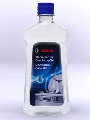 rinse aid for dishwasher