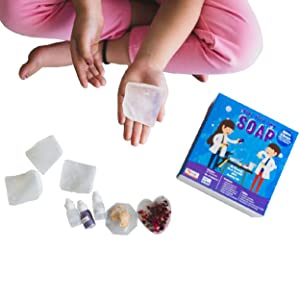 soap making kit, return gift for kids, diy activity kit, activity kit, diy, stem games, stem toys