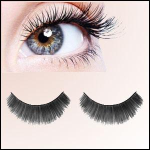 3 Pairs/pack Natural False Eyelashes Fake Lashes Long 3d Mink Eye Makeup Tools