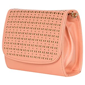 cross body bag gold chain handbag