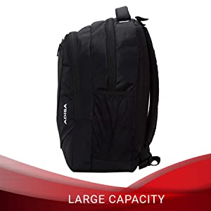 Large Capacity and Roomy Compartments