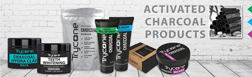 Charcoal Kit Charcoal Face Mask