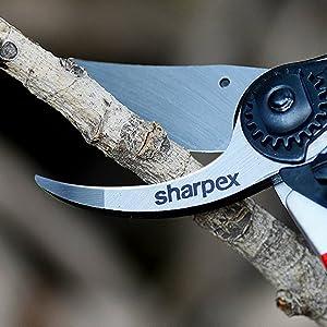 Razor Sharp Curved Blades