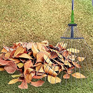 Ideal for Dry Leaves and Grass