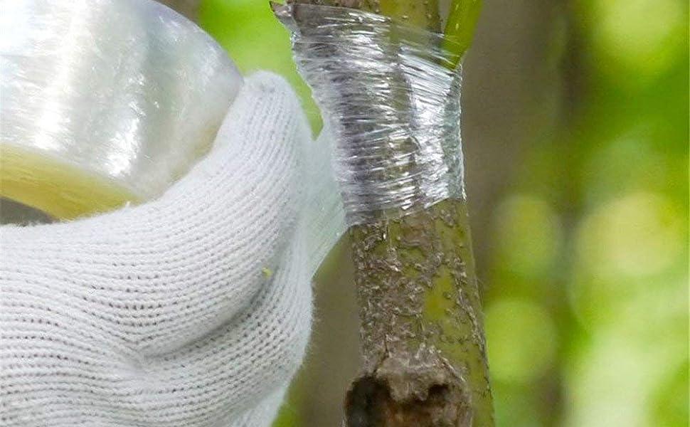 Self-Adhesive Fruit Tree Grafting Tape Plants Tools, 100M (18074310)