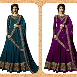 Attractive Attire with English latest Metro Touch Colors