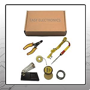 easy electronics kit