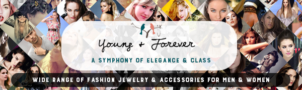 young & forever fashion jewelry