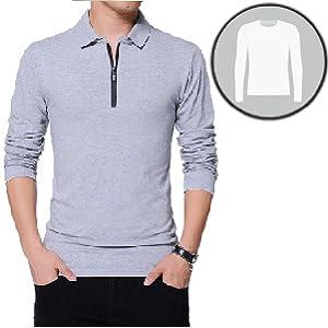 men casual cotton t-shirt