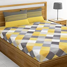 100% Cotton double bedsheet