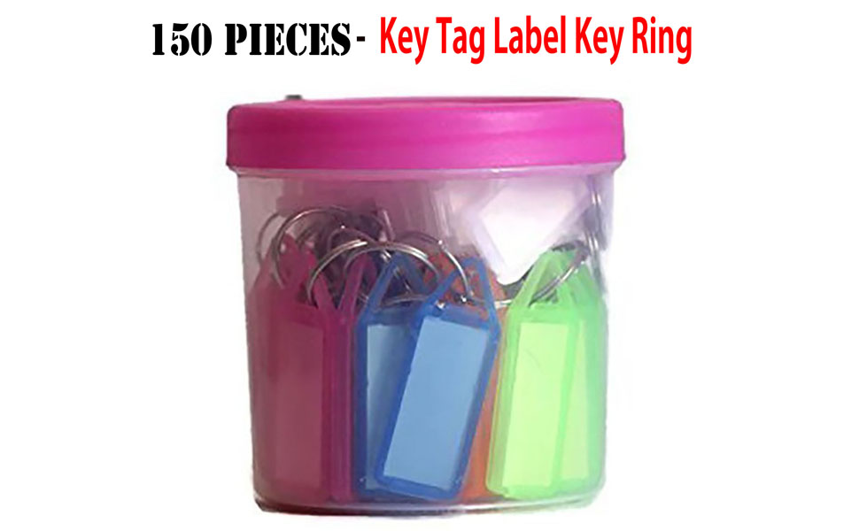 key ring pack of 150