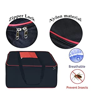 storage bag with zipper storage bag large with handles