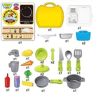 kitchen set contents