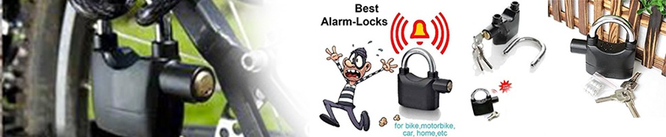 Anti Theft Burglar Waterproof Siren Alarm