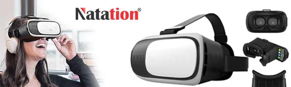 Natation VR Box
