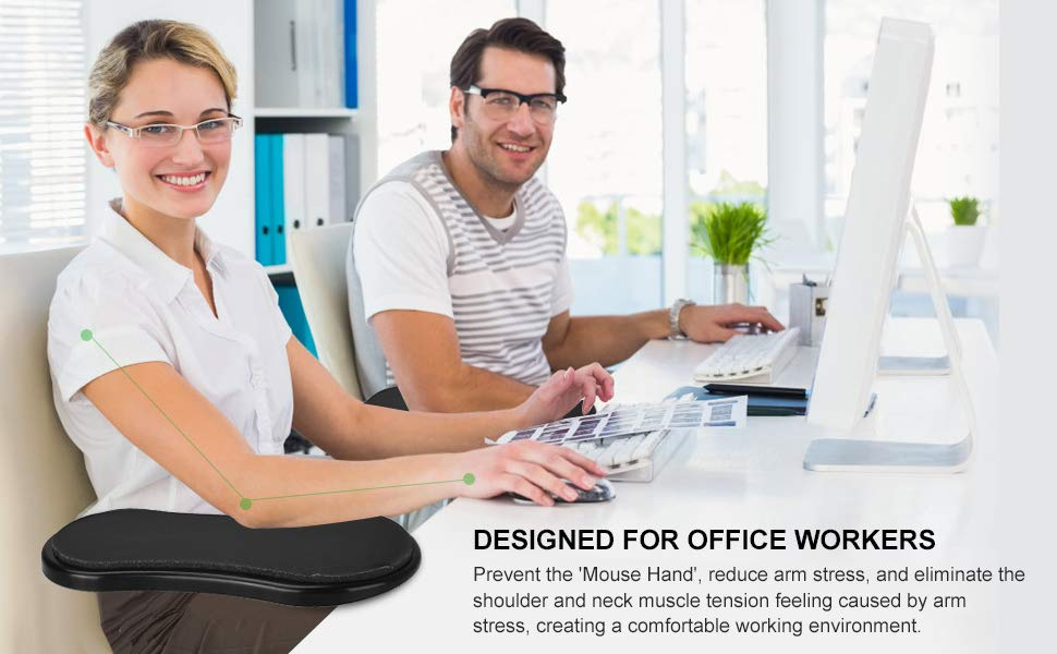 Designed for office workers