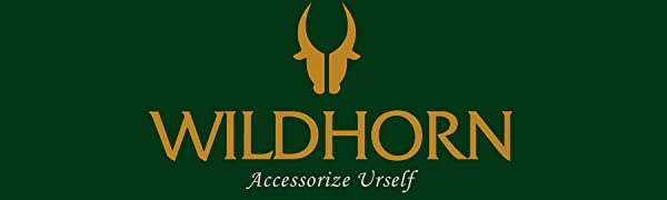 382e24e32ab WildHorn Brown Men s Wallet (wh0001)  Amazon.in  Bags