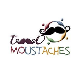 Two moustaches ganesha idol