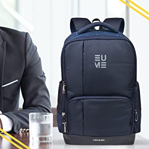 EUME Lexus 22 LTR Laptop Backpack for Men and Women for 15.6 inch Laptop