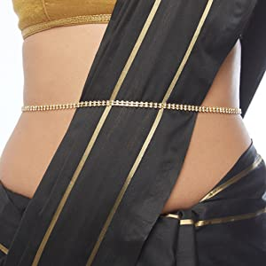 Kamarband for women, waist chains for women, western waist chains, delicate waist chains