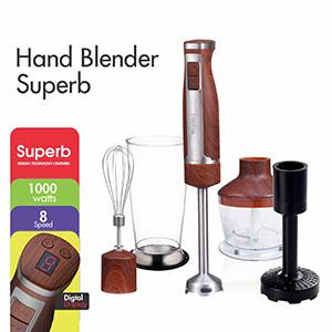 Electric Blender Superb, Warmex Electric Blender, Warmex Electric Blender Superb