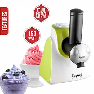 Salad & Dessert Maker, Warmex Salad Maker, Warmex Dessert Maker, Warmex Salad & Dessert Maker