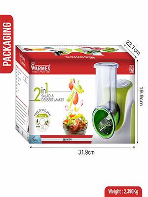 Warmex SDM 09, Specialty Appliances, Warmex Specialty Appliances, Warmex Elextric SDM 09