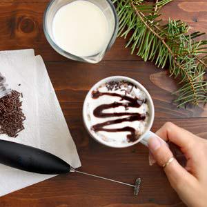 Egg beater Milk frother Hand blender Coffee mixer
