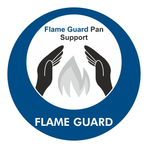 flame gas stove