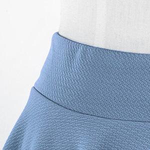 elastic waist belt skirt,thick waist elastic belt,high waist skirts,short skirt broad elastic waist