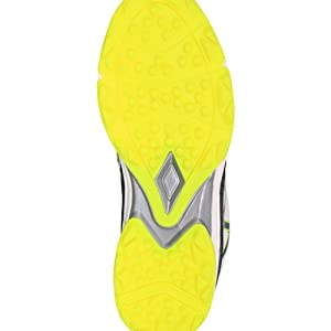 Neon outer sole