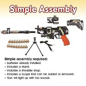 army gun