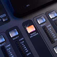 Behringer X32 Digital Mixer 32-Channel, 16-Bus Total-Recall Digital Mixing  Console for Live and Recording Applications