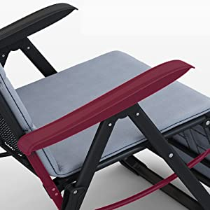 multiposition recliner chair, easy chair