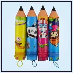 pencil pouch kids gift birthday party cartoon printed