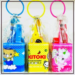 stationary gift set kids birthday party colorful