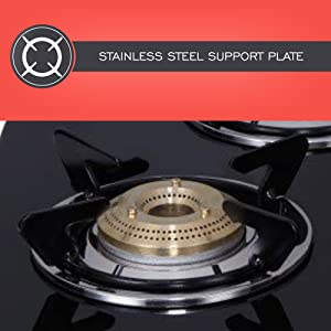 Elica Gas Stove Burner Gas Cooking Cook Top