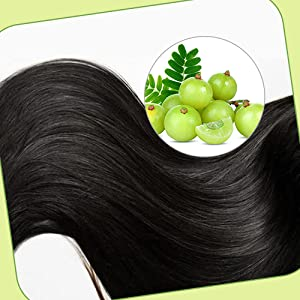 Make Your Hair Bounce in Volume with Amla