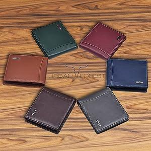 Wallet for men, blue wallet for men, cool purse, gifts for men, men leather purse