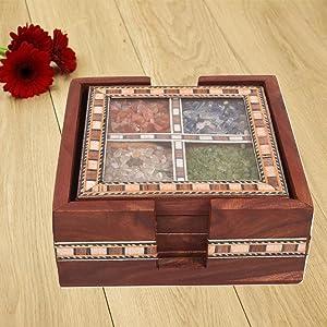 Gems stone Coasters