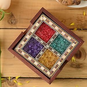 Gems stone Tea Coasters