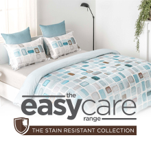 The EasyCare Collection- Stain Resistant