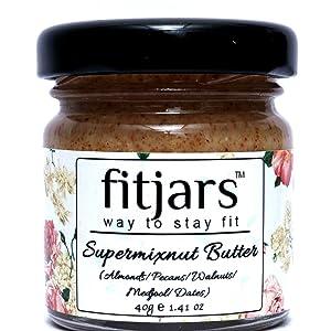 Supermixnut Butter