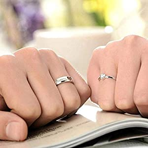 couple ring, valentine's day gifts, gifts for couple, couple gifts