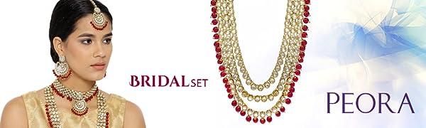 Bridal Set, wedding jewellery