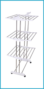 cloth drying stands cloths racks dryer stand balcony stainless steel for drying clothes dry foldable